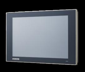 """Modulárny panelový počítač TPC-2121T s 12.1"""" odporovým dotykovým displejom, Intel Celerom J3455 procesorom a 4GB RAM"""