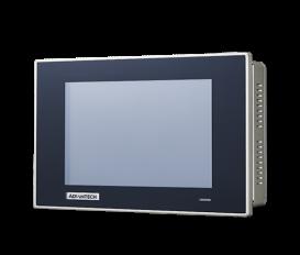 """Bezventilátorový panelový počítač TPC-651T s 5,7"""" dotykovým displejom a Intel Atom E3827"""