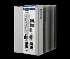 Bezventilátorové PC UNO-1483G Intel Core™ i3-4010U  s 4xGbE, 2x mPCIe, 1xSATA,3xCOM, 8xDI/O, 4xUSB, DP VGA na DIN lištu