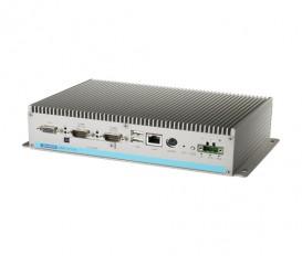 Bezventilátorové PC UNO-2173A s 2 x GLAN, 3 x COM, 2 x USB Mini PCIe