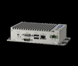 Bezventilátorové PC UNO-2272G-N s N2800 CPU a 2 x GLAN, 3 x USB 2.0, 1 x COM, 2 x Mini PCIe