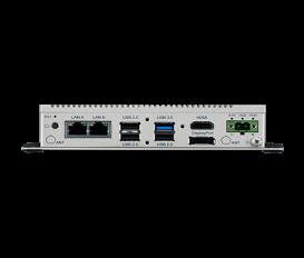 Bezventilátorové PC UNO-2372G s 4GB, 2x GbE, 2x mPCIe, HDMI/DP