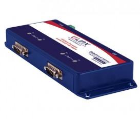 Priemyselný prevodník BB-USO9ML2-2P, USB na 2x RS-232 s izoláciou