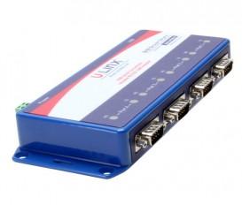 Priemyselný prevodník BB-USO9ML2-4P, USB na 4x RS-232 s izoláciou