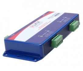 Priemyselný prevodník BB-USOPTL4-2P, USB na 2x RS-422/485 s izoláciou