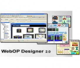 WebOP Designer / Panel Express - HMI Runtime vývojový softvér