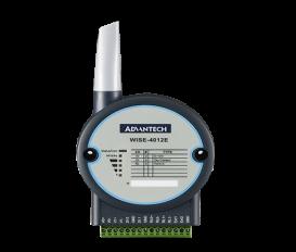 WiFi I/O modul WISE-4012E s 2 analógovými vstupmi, 2 digitálnymi vstupmi a 2 relé výstupmi