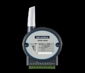 WiFi I/O modul WISE-4060 s 4 digitálnymi vstupmi a 4 relé výstupmi