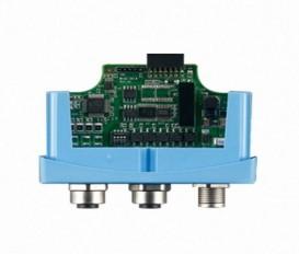 I/O modul WISE-S614 s 4xAI, 4xDI, M12 konektory pre WISE-4600
