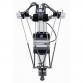 Kamerový delta manipulátor pre strojové videnie.
