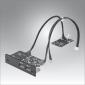 PCM-24U2U3, iDoor rozširujúci modul, 2x USB 3.0, mPCIe, USB-A