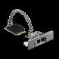 PCM-26R2S3, iDoor rozširujúci modul, 2-Port Hilscher netX100 FieldBus mPCIe, Sercos III, RJ45