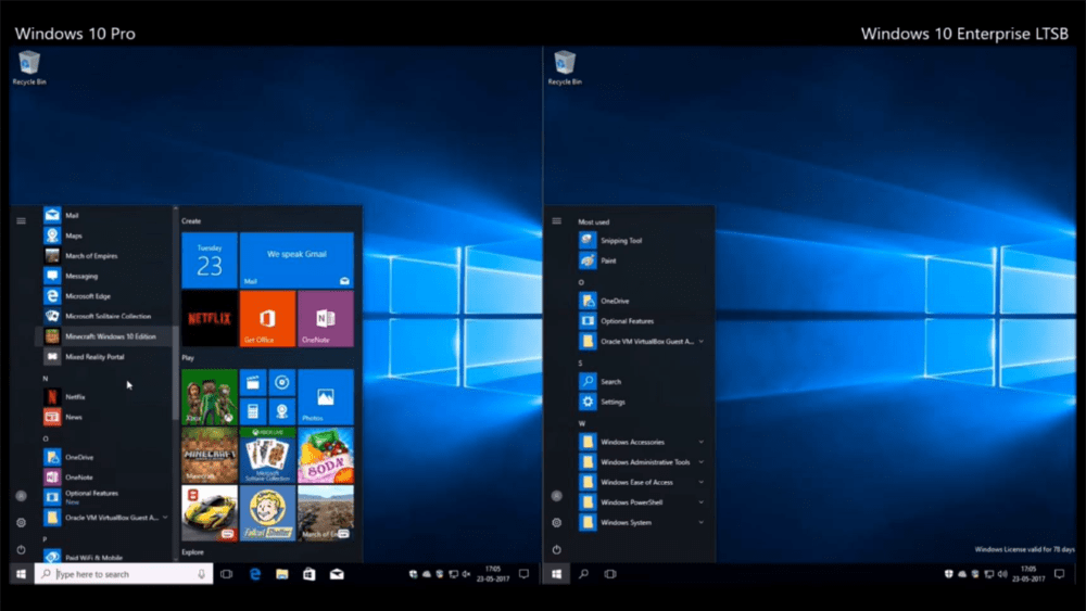 Windows 10 Pro vs. Windows 10 IoT - picture 2
